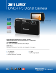 Panasonic DMC-FP5