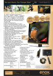 Enox BFL-0519LED-MP4 LED TV