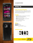 Otterbox Nokia X6 Commuter Series Case