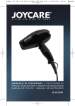 Joycare JC-473 hair dryer