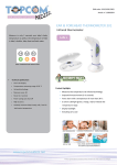 Topcom Ear & Forehead Thermometer 301