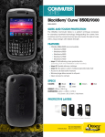 Otterbox BlackBerry Curve 8500/9300 Commuter Case
