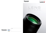 Panasonic DMW-LA2 camera lens adapter