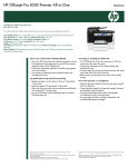 HP Officejet CB023A + CG898AE