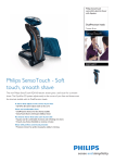 Philips SHAVER 7000 SensoTouch 2D wet and dry electric shaver RQ1160/17