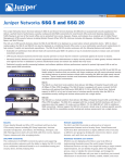 Juniper SSG-5-SB-BTW-E firewall (hardware)