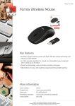 Trust Forma Wireless Mouse