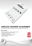 ARCTIC Power Charger