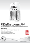 ARCTIC Charger Plus