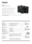 Panasonic DMC-GF1 body