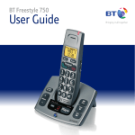 British Telecom Freestyle 750 Twin