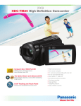 Panasonic 16GB Full HD Camcorder