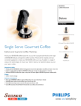 Senseo Senseo HD7820/65 coffee maker