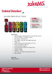 takeMS USB-Stick Tribal 16GB