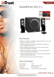 Trust SoundForce Vivo 2.1