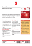 G DATA AntiVirus 2009, EN, 3 users