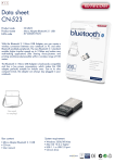 Sitecom Micro Adapter Bluetooth 2.1 USB
