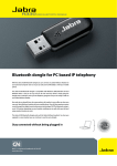 Jabra A330 USB Bluetooth Dongle
