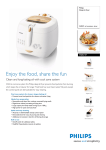 Philips Deep-fat fryer