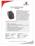 Targus M1000 Laptop Backpack