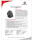Targus PORT Laptop Backpack
