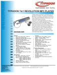 Typhoon 7in1 Revolution MP3 Player