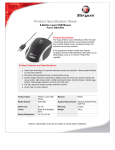 Targus 8-Button Laser USB Mouse