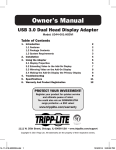 Tripp Lite U344-001-HDDVI video converter