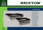 Brixton BQ-6394 barbecue