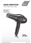 Solis 968.83 hair dryer
