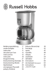 Russell Hobbs 21170-56 coffee maker