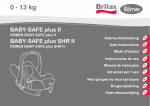 Römer Baby-Safe plus II