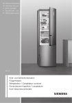 Siemens KG36NST31 fridge-freezer