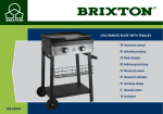 Tristar BQ-6386F barbecue
