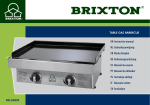 Tristar BQ-6389F barbecue