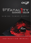 OCZ Technology Fatal1ty 550W