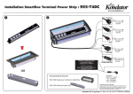 Kondator 935-T4DC power distribution unit PDU