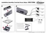 Kondator 935-T2DU power distribution unit PDU