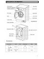 Baumatic BFWM1206BL washing machine