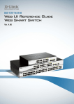 D-Link DGS-1210-24P network switch
