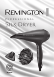 Remington T|Studio Silk