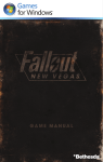 Bethesda Fallout: New Vegas Ultimate Edition, PC