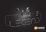 NGM-Mobile WeMove Legend 2 White