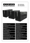 König CMP-UPS650VAL uninterruptible power supply (UPS)