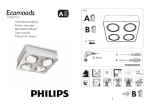 Philips Ecomoods Spot light 57954/48/16