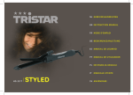 Tristar HD-2377 hair curler