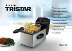 Tristar FR-6929 deep fryer