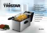 Tristar FR-6930 deep fryer