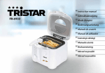 Tristar FR-6932 deep fryer