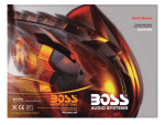 Boss Audio Systems Low Profile Amplified